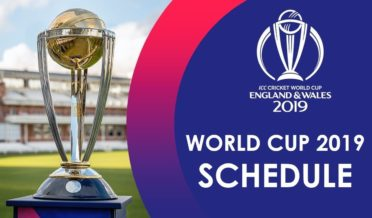 icc cricket world cup 2019 full schedule fixture time table