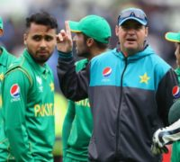 Series against Australia would decide Pak World Cup squad roshnisabkliye