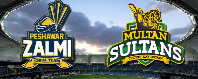 Peshawar Zalmi win by 5 wickets against multan sultan roshnisabkliye