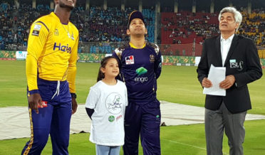 Peshawar Zalmi vs Quetta Gladiators, 3rd Match - Live